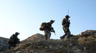 Troupes US Afghanistan