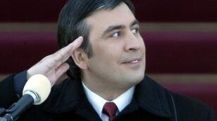 Saakashvili was stripped of his Ukrainian citizenship in 2017 and accused of trying to stage a coup