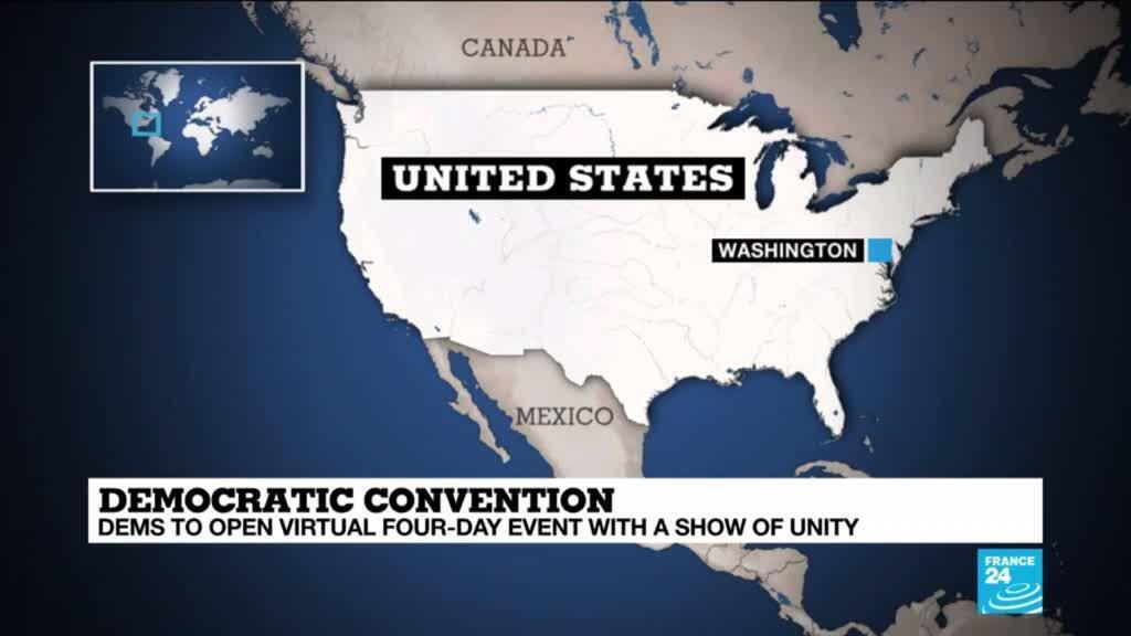 2020-08-17 16:06 Dems unleash star power at unprecedented virtual convention