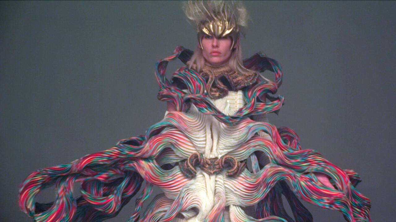 Fashion - Haute couture, summer 2021: A fashion laboratory
