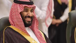 Photographie officielle du prince héritien saoudien Mohammed ben Salmane, prise le 6 juin 2018, à Jeddah.