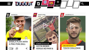Dugout se rêve en concurrent de Facebook pour les fans de football.