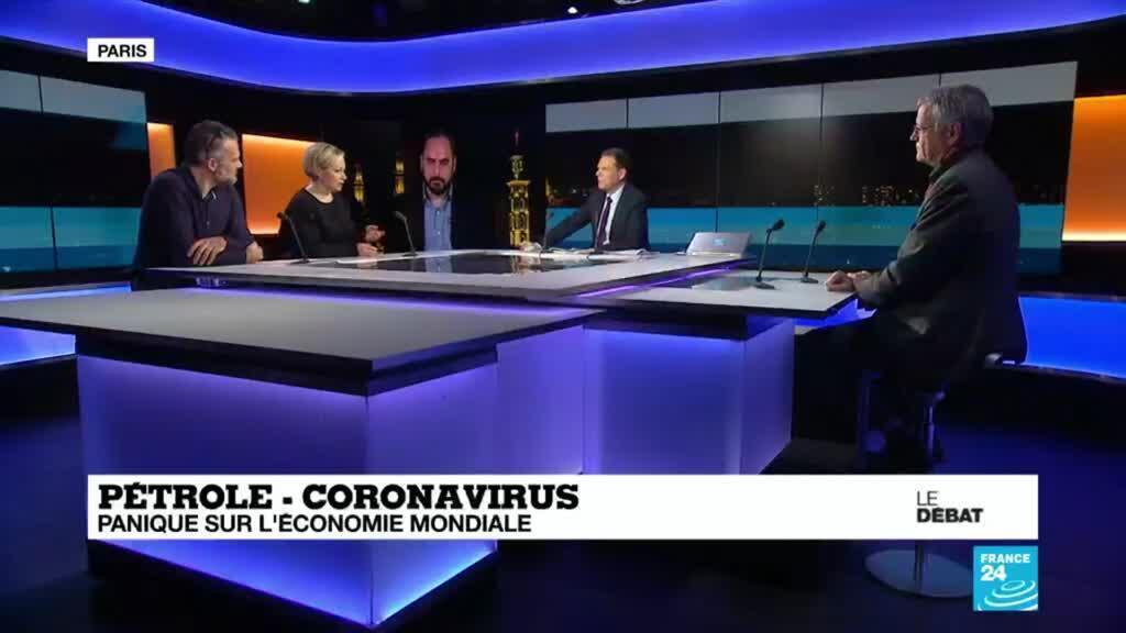Le débat de France 24 - Lundi 9 mars