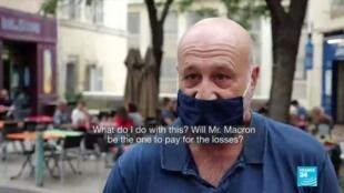 2020-09-25 08:03 France's virus rebound: Marseille fights against closures