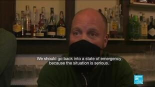 2020-10-16 12:09 Coronavirus pandemic: Spain's Catalonia region orders bars and restaurants to shutdown