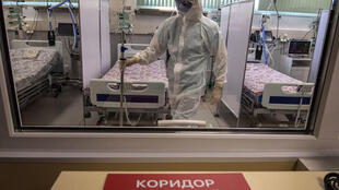 Russia is taking measures to staff its hospitals as it expands the number of beds by 100,000 across the country