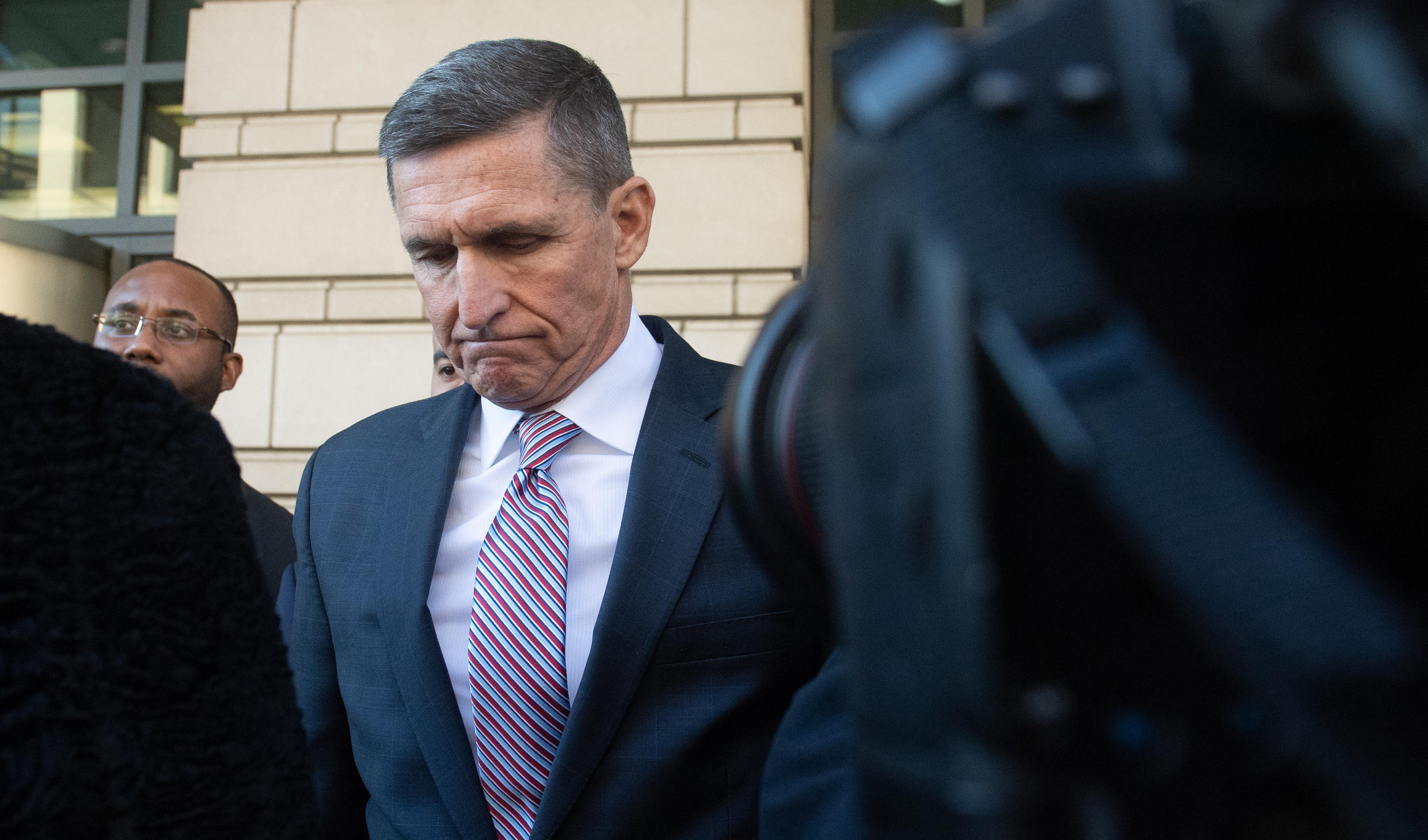 Former White House National Security Advisor General Michael Flynn originally pleaded guilty to lying to the FBI in the Russia election meddling investigation, but now seeks to have his case thrown out