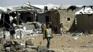 Près de 14,5 millions de personnes sont en situation d'insécurité alimentaire au Yémen, selon l'ONU.