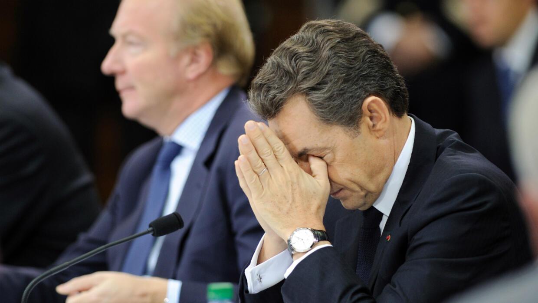 Image result for Nicolas Sarkozy + watch