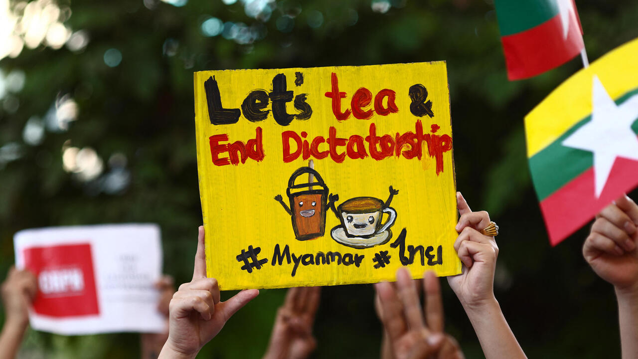 'Milk Tea Alliance' blends Asian discontents however how robust is the brew?