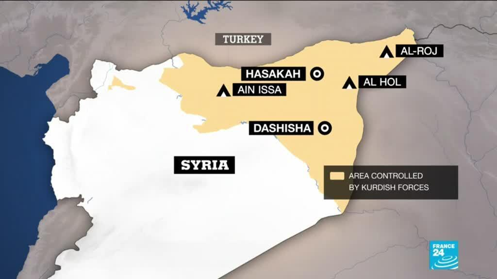 2019-10-15 17:03 Turkish offensive in Syria: Will the fightings undo the gains made against the Islamic state group?