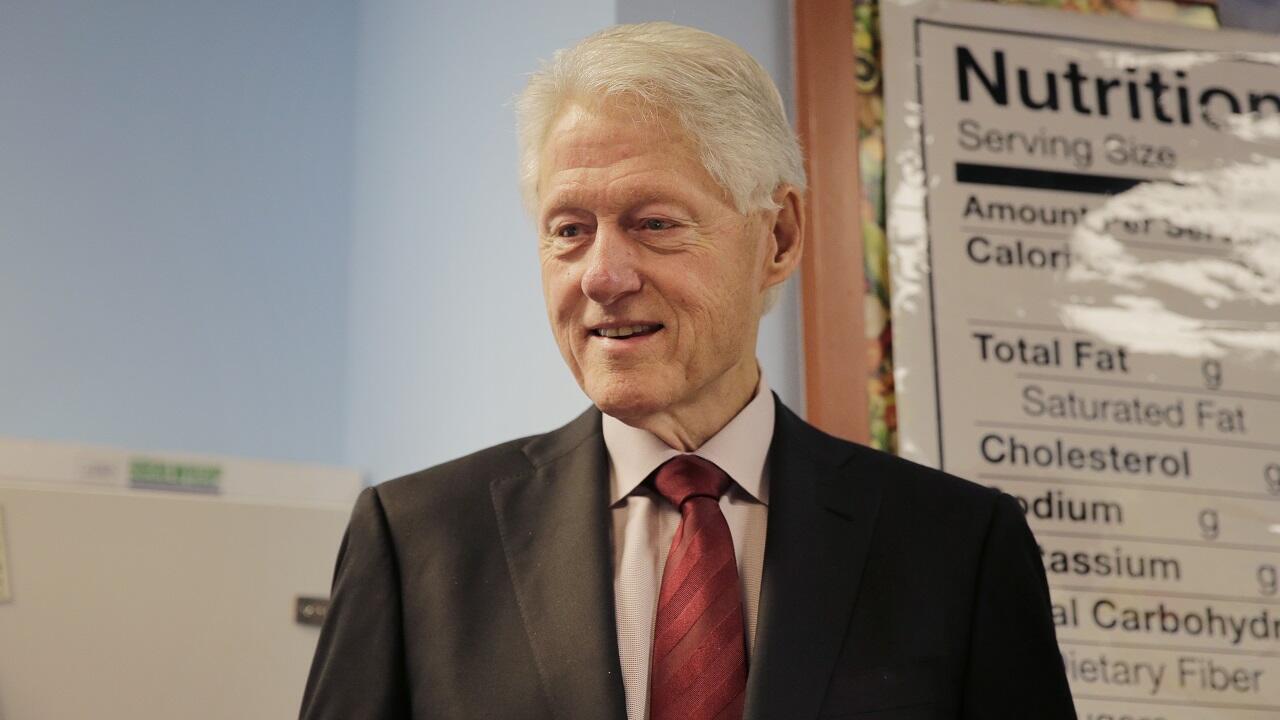 PHOTO Bill Clinton - 10 décembre 2019
