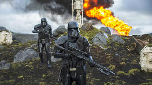 "Des pro-Trump ont appellé au boycott de ""Rogue One : A Star Wars story"" sur Twitter."