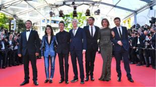 """Le film """"120 battements pas minute"""" a déjà remporté le Grand prix du jury à Cannes en mai 2017."""