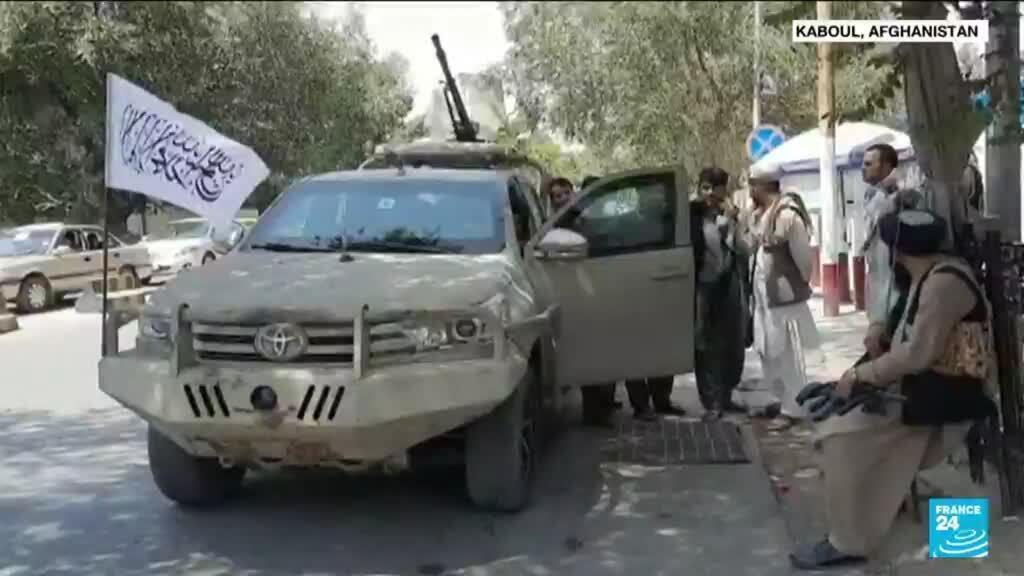 2021-08-16 15:37 Afghanistan : les réactions internationales suite à la prise de pouvoir des Taliban