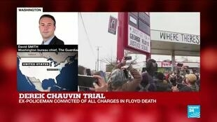Americans, world leaders react to Chauvin conviction