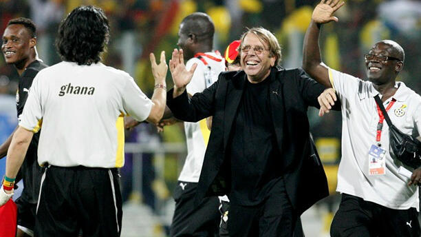El entrenador francés Claude Leroy es el más activo en el torneo, 9 veces, y es el entrenador que participó con el mayor número de equipos (6 equipos)