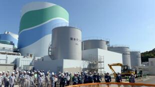 La centrale de Sendai, située dans la préfecture de Kagoshima.