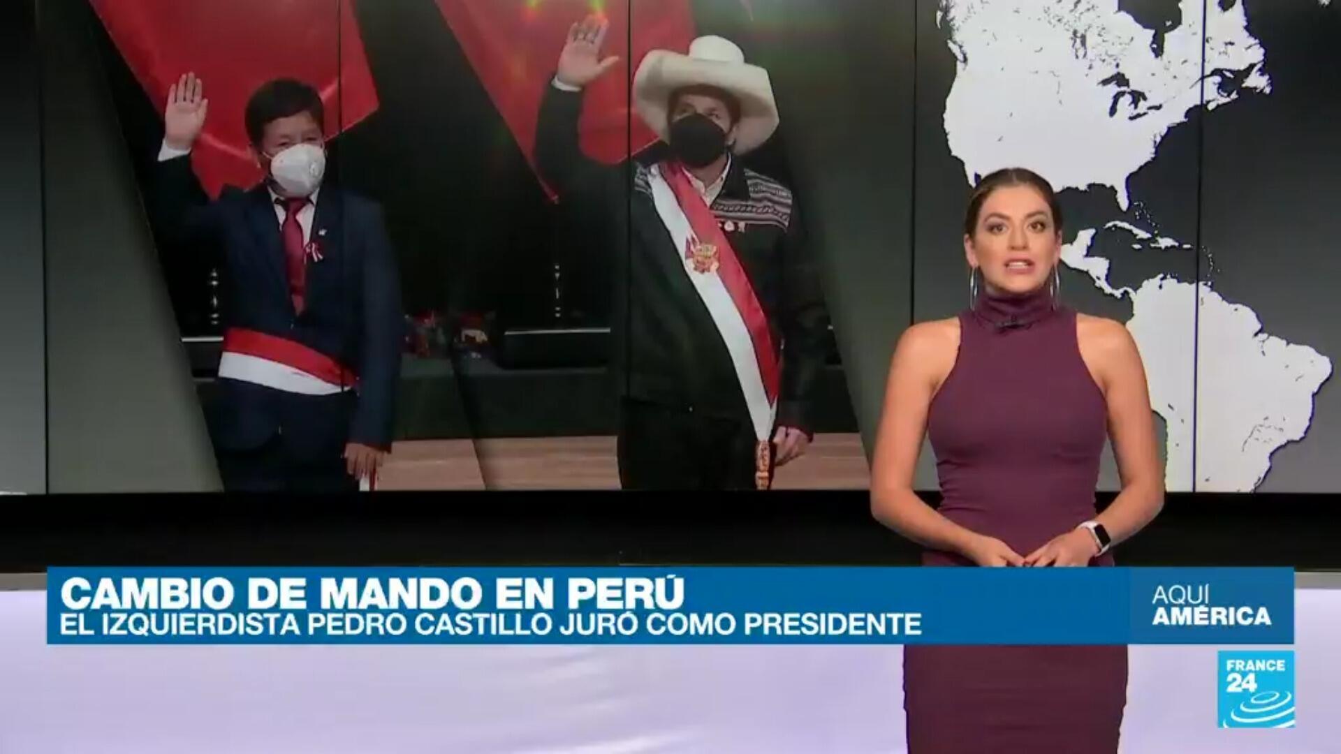 Inestabilidad en Perú