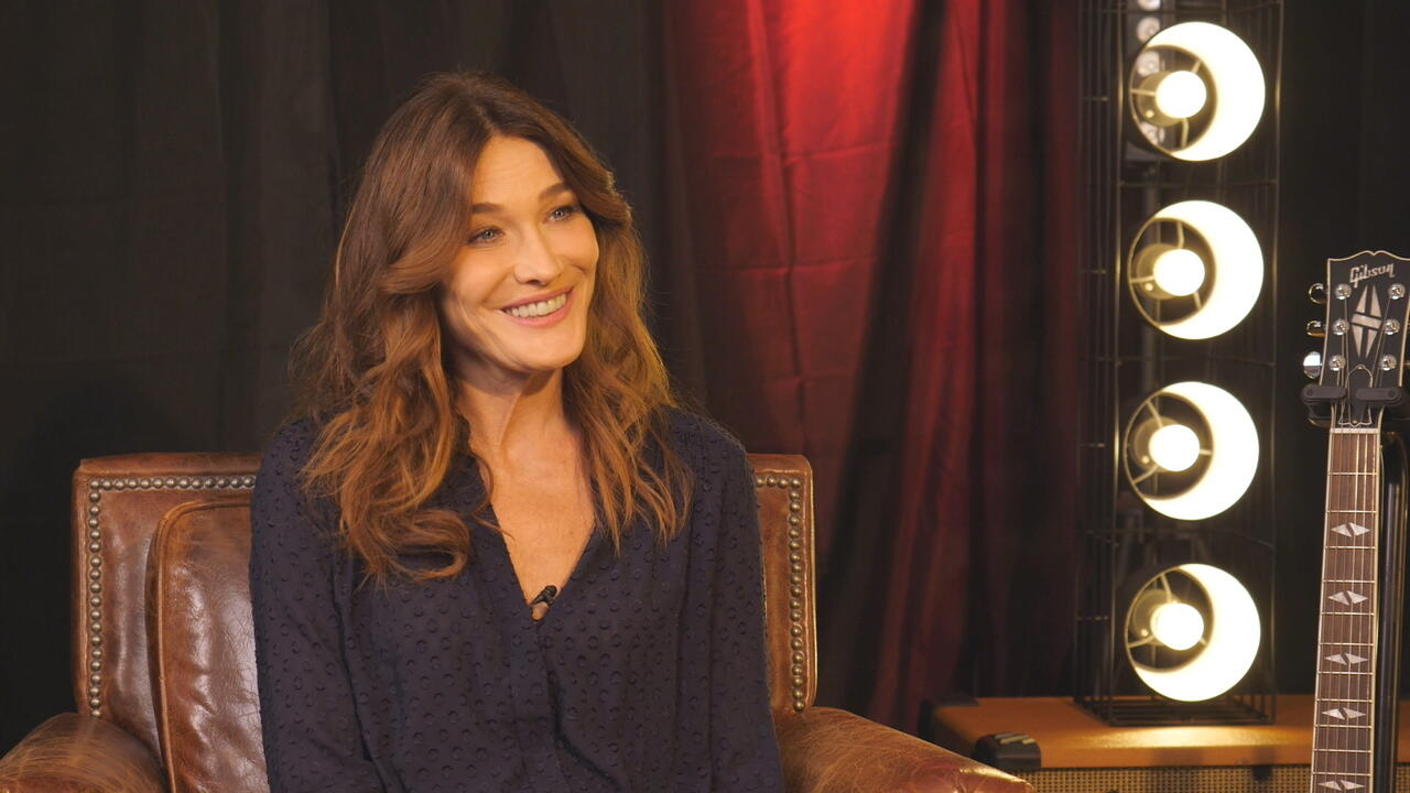 Encore! - Carla Bruni on her new album and making music during lockdown