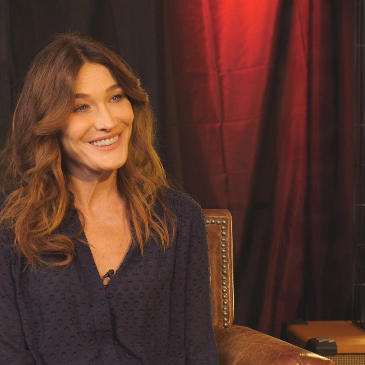 Carla Bruni on her new album and making music during lockdown - Encore!