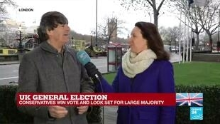 """2019-12-13 09:10 UK General Election: """"It feels as if huge numbers of people have said 'we don't care about that'"""""""