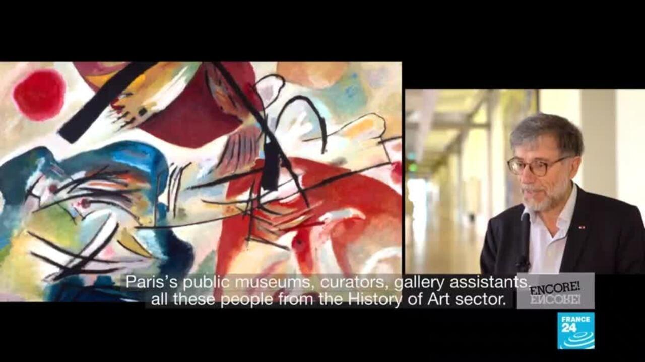 Encore! - Paris's Pompidou Centre set to reopen