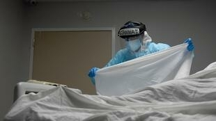 CORONAVIRUS_HOSPITALES_USA_RECORD_2020