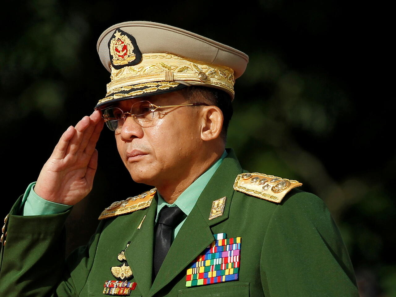 Min Aung Hlaing: the heir to Myanmar's military junta