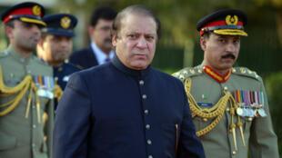 Nawaz Sharif avait quitté son fauteuil de Premier ministre du Pakistan à la suite de révélations sur sa fortune familiale.