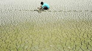 Vast swathes of India have been sweltering in extreme temperatures with the delayed onset of the monsoon rains adding to farmers' misery