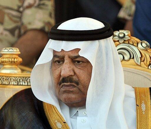 الأمير الراحل نايف بن عبد العزيز سيوارى الثرى اليوم في مكة
