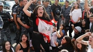 Lebanon-students
