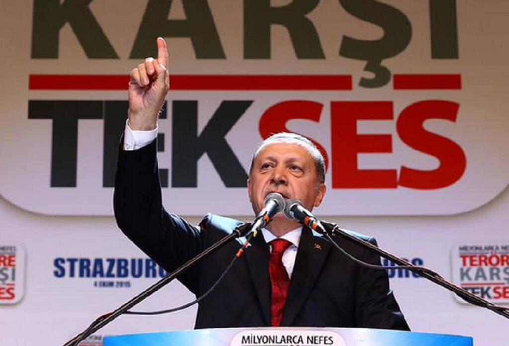 - الحساب الرسمي للرئيس التركي رجب طيب أردوغان @RT_Erdogan