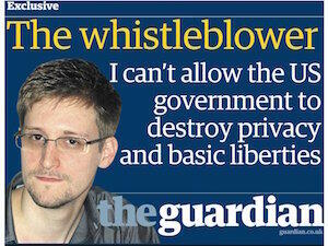 UK daily The Guardian announces revelations by NSA whistleblower Edward Snowden, who leaked thousands of documents exposing, amongst other things, the extent of the agency's metadata programme.