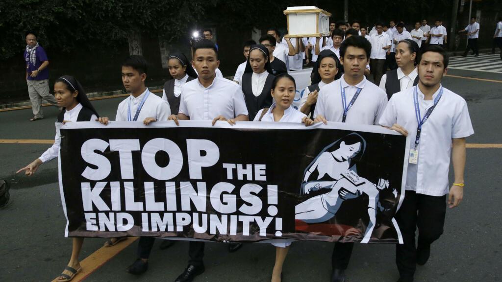 Philippines : la CPI autorise l'ouverture d'une enquête sur la guerre antidrogue