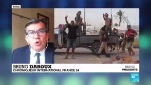 2020-06-04 13:06 En Libye, les forces pro-GNA disent contrôler Tripoli et sa banlieue