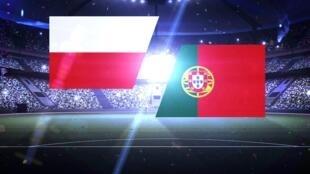بولندا - البرتغال، أولى مباريات ربع النهائي.
