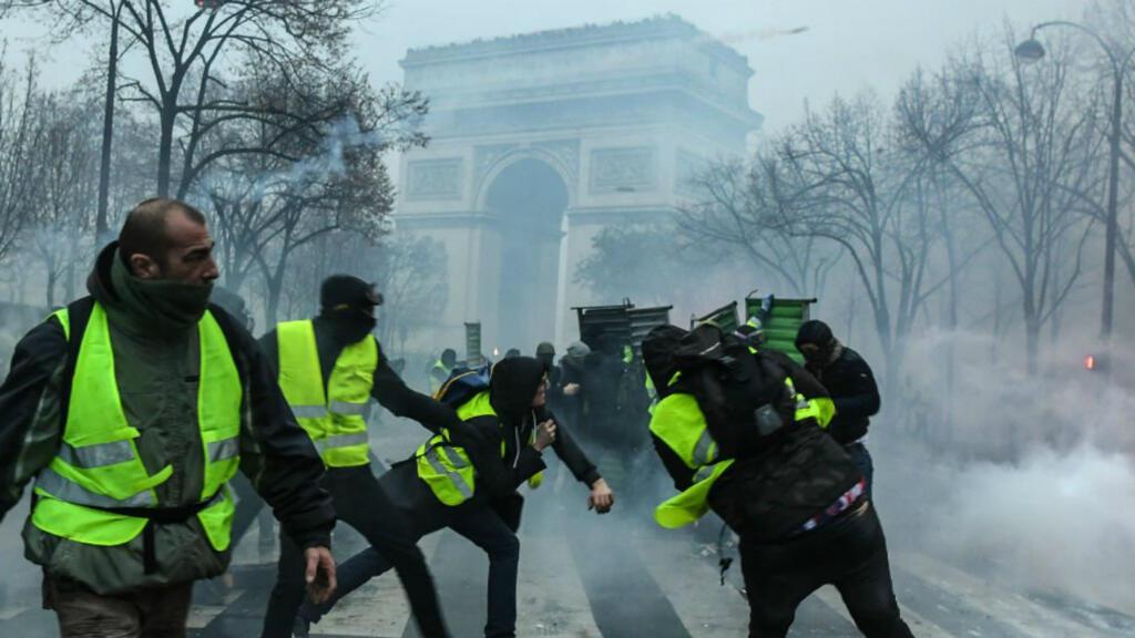 Aux barricades! France's long history of revolt