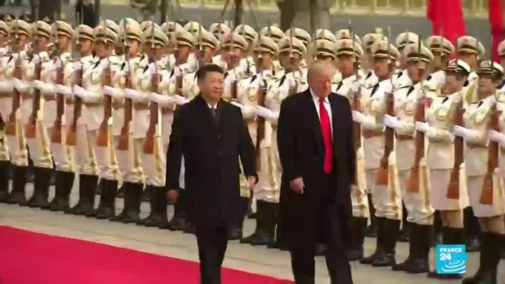 Historia china y estados unidos