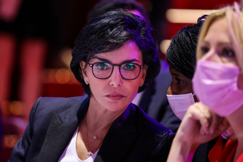 Rachida Dati le 27 juin 2021 à Paris