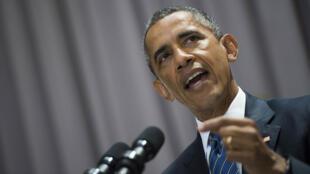 Le président Barack Obama, à Washington, le 5 août 2015.