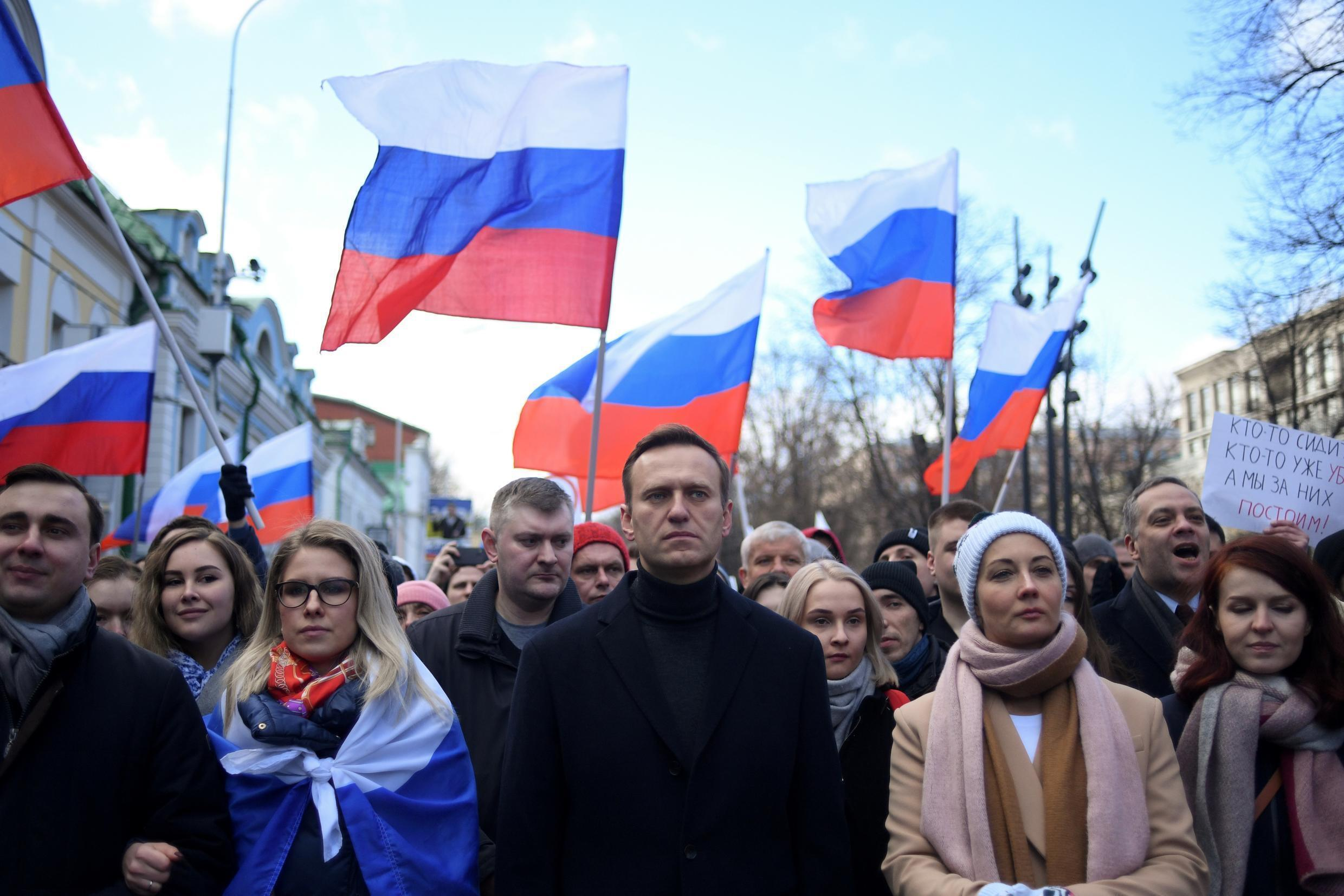 The Navalny affair has provoked a crisis in relations between Russia and the West