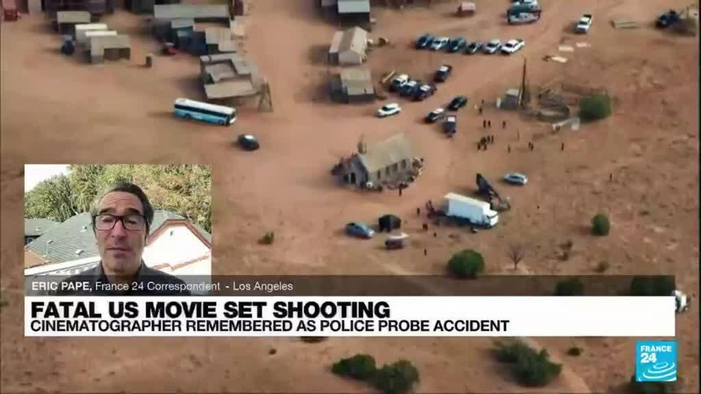 2021-10-25 08:13 Calls to ban guns on movie sets grow after Baldwin shooting