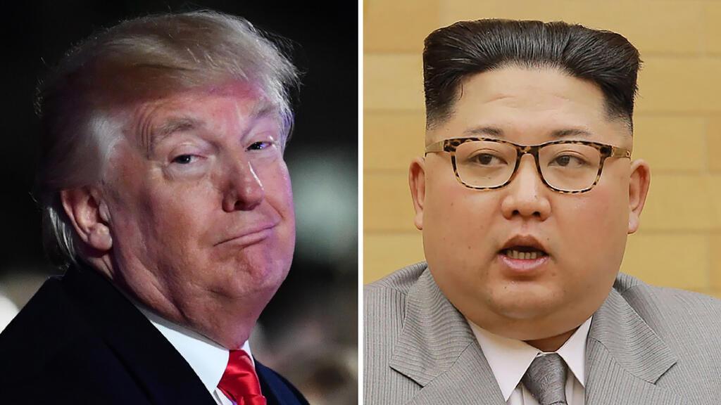 """""""El presidente Trump apreció el informe y dijo que se reuniría con Kim Jong-un"""", dijo Chung Eui-yong"""