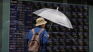 Japan dived into its first recession since 2015 as the world's third-largest economy wrestled with the fallout from the coronavirus pandemic.