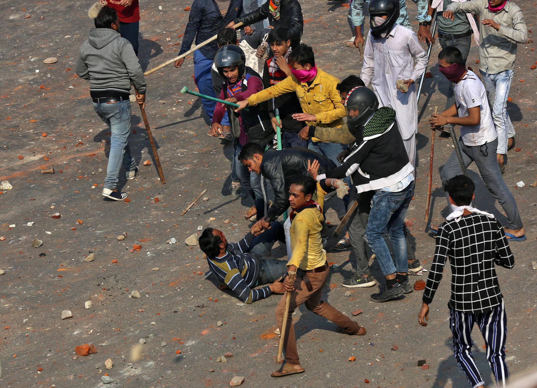 sept morts et 150 blessés à New Delhi