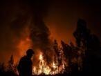 Un vaste incendie mobilise 1700 pompiers dans le centre du Portugal