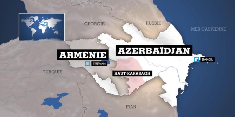 Le Haut-Karabakh est une région montagneuse sécessionniste d'Azerbaïdjan soutenue par l'Arménie.