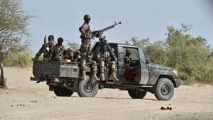 Des soldats nigérians sont portés disparus depuis vendredi 13 juillet 2018.
